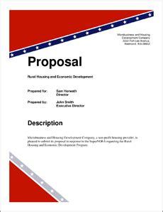 Writing business proposal pdf